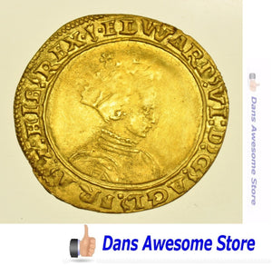 Rare British Coin - Dans Awesome Store