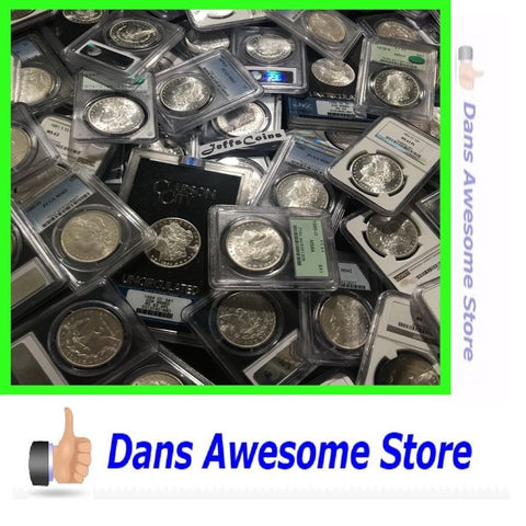 Coins for sale on Ebay - Dans Awesome Store