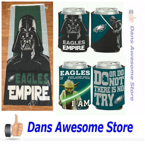 Philadelphia Eagles Star Wars - Dans Awesome Store