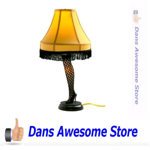A Christmas Story 20 inch Leg Lamp Prop Replica by NECA - Dans Awesome Store