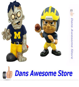 Michigan Wolverines Figure - Dans Awesome Store