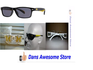 Michigan Wolverines Sunglasses - Dans Awesome Store
