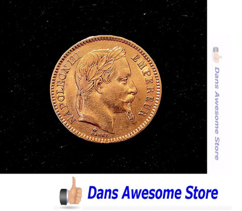 Rare French Coin - Dans Awesome Store