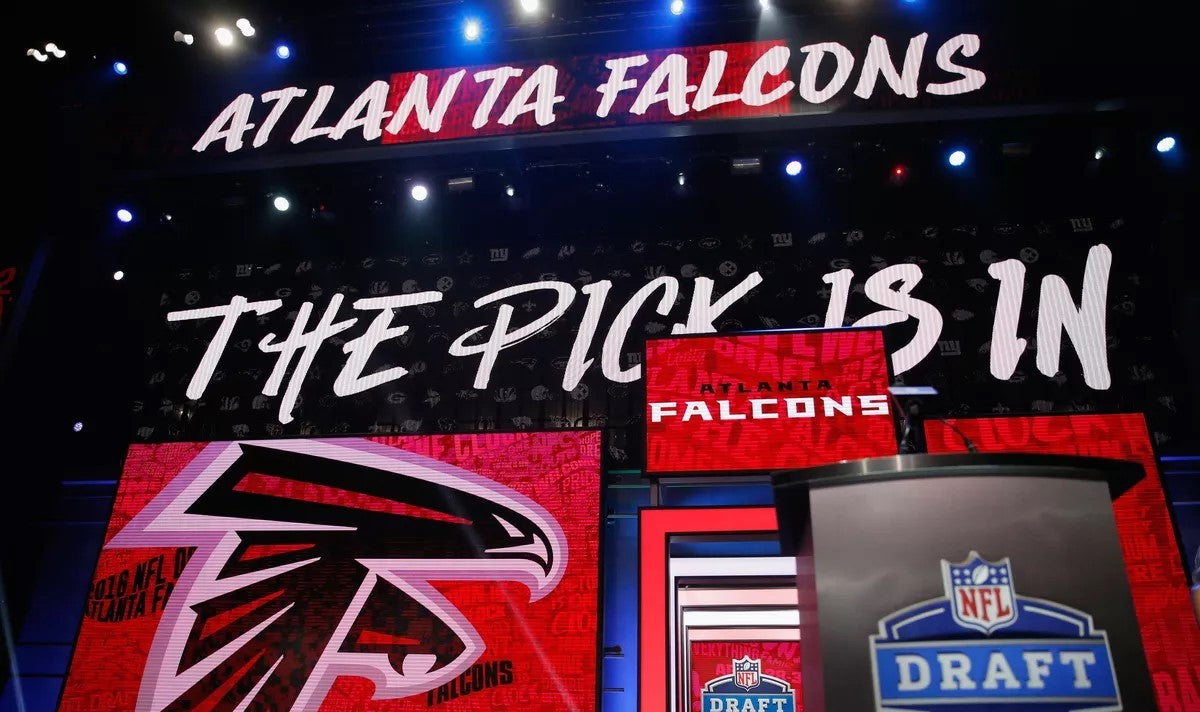 Who Should The Atlanta Falcons Draft in 2019?