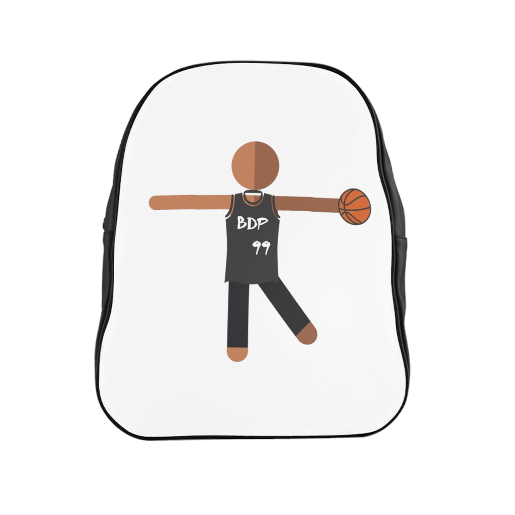 "BDP Logo Man ""School Backpack"" - Get Somes"