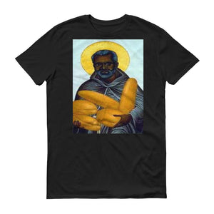 Jesus Short-Sleeve T-Shirt - Get Somes