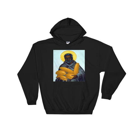 Jesus Hooded Sweatshirt - Get Somes