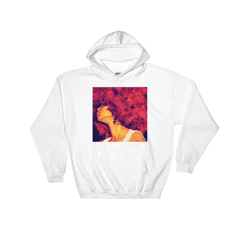 Fro Girl Hooded Sweatshirt - Get Somes