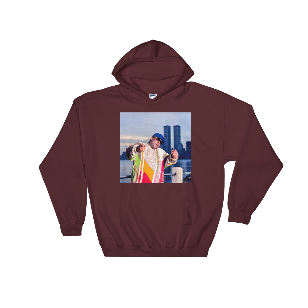 Biggie Hooded Sweatshirt - Get Somes