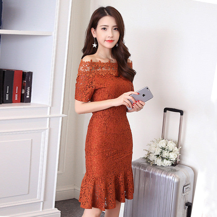 myanmar dress with laces