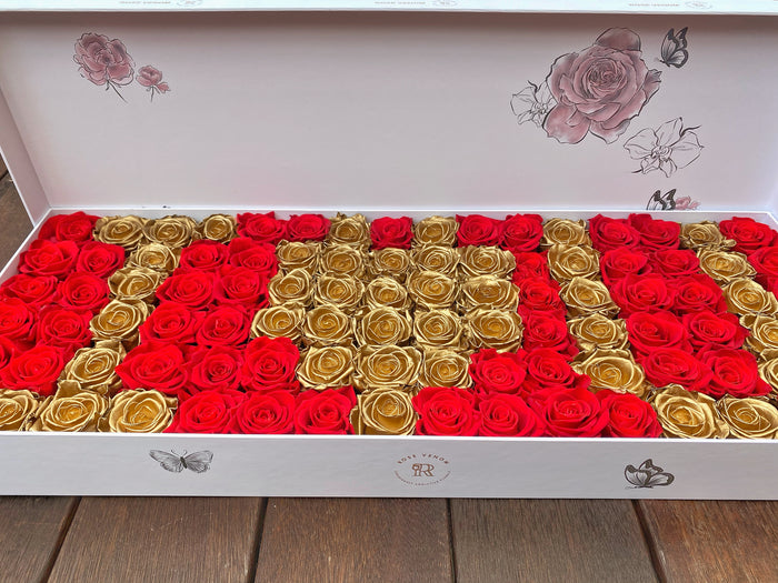 """Butterfly Garden"" Customised 50 Limited Edition Timeless Box"