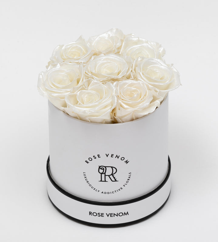 Classic Timeless Rose Box