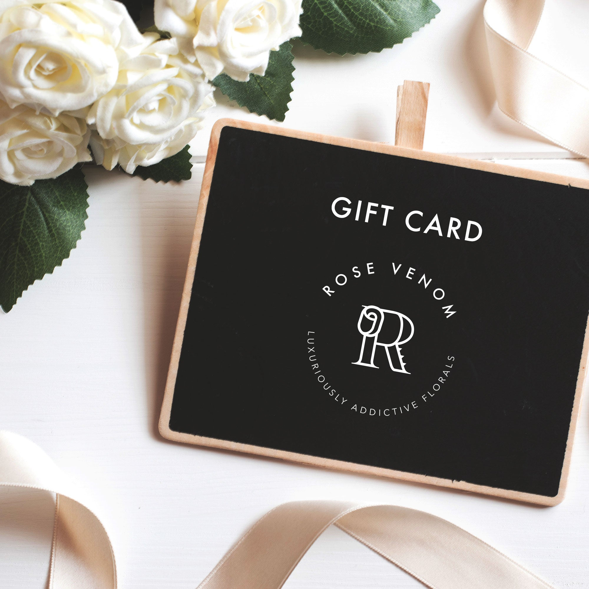 Rose Venom Gift Card