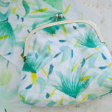 HANDPAINTED KISSLOCK CLUTCH Friday 6 November 6-9pm