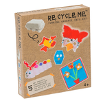 RE CYCLE ME EGG BOX
