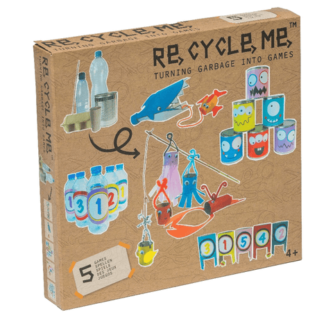 RE CYCLE ME GAMES BOX
