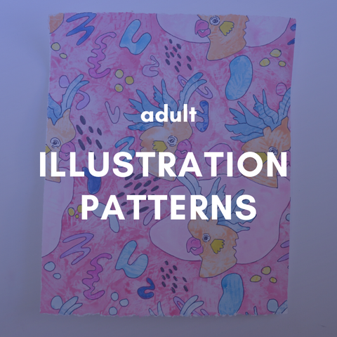 ILLUSTRATION PATTERNS Friday 2 October 6-9pm