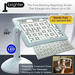 LED Screen Magnifier Better Viewer
