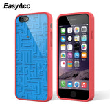 iPhone 6 Case - Retro Maze Game Back Cover