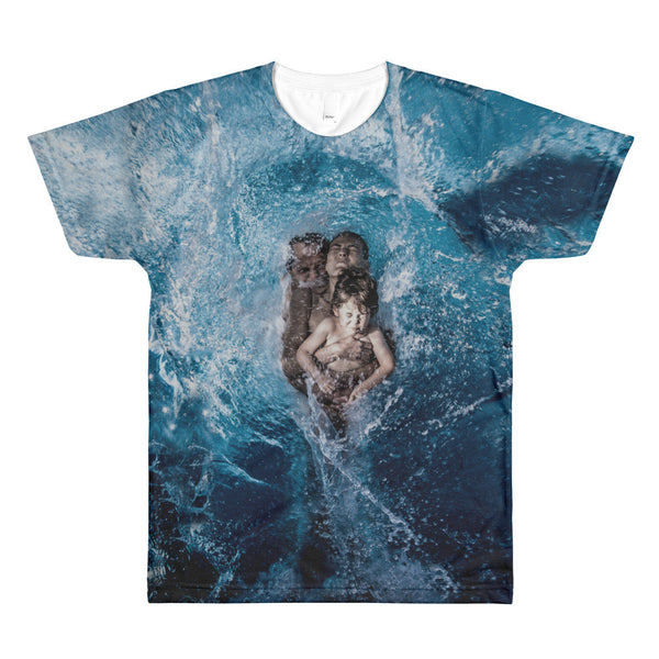 The Family - Sublimation men's crewneck t-shirt