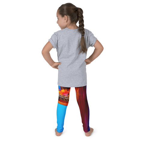 """The Fair"" - Kid's leggings"