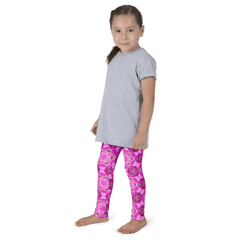 "Kaleidoscope ""Pinkpower"" - Kid's leggings"