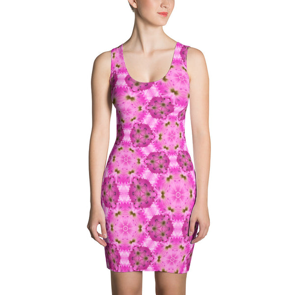 "Kaleidoscope ""Pinkpower"" - Sublimation Cut & Sew Dress"