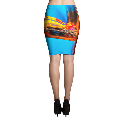 """The Fair"" - Pencil Skirt"