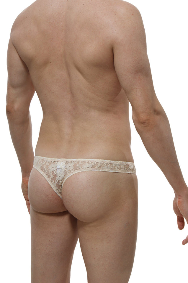 G-String Lace Nude