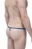 Thong Thivet Net Black