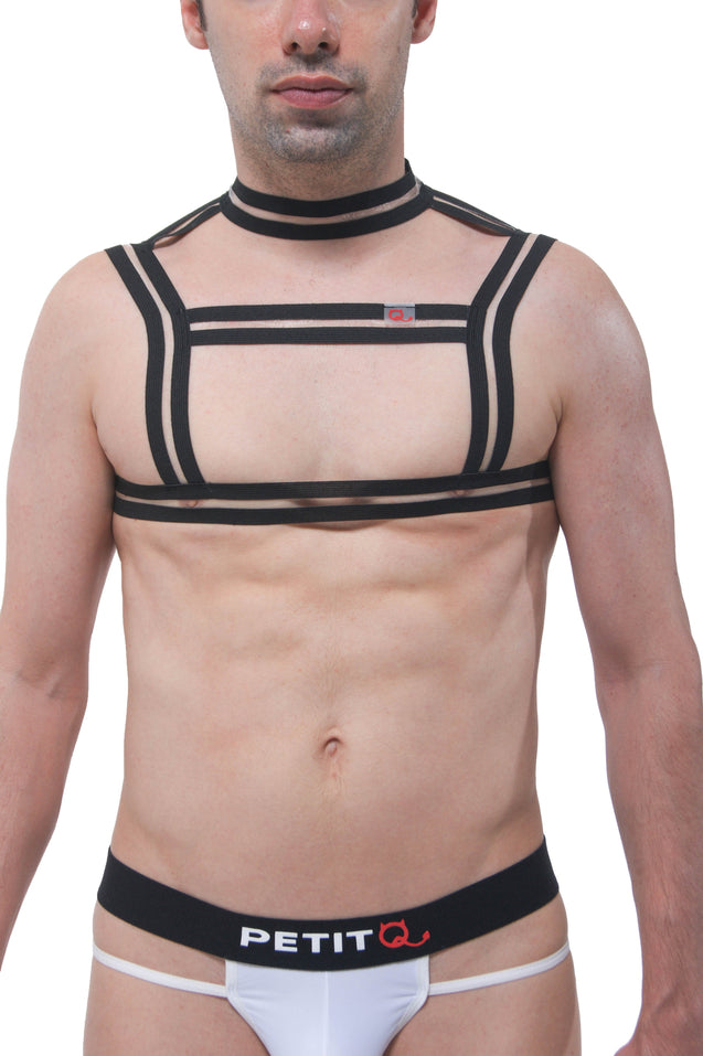 Harness Kisin Black