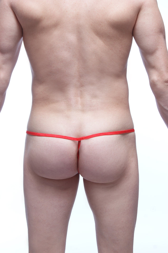 String c-ring PetitQ Red