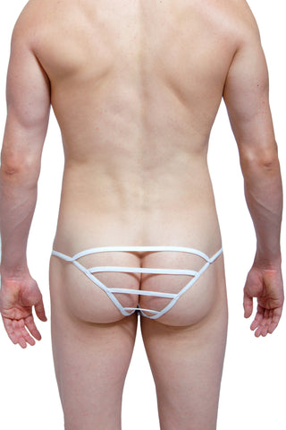 Kini PetitQ Ladder Lace White