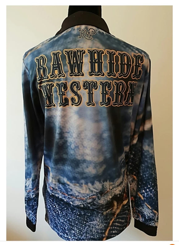 Rawhide Men's Fishing Shirt