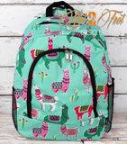 NO-DRAMA LLAMA SCHOOL BACKPACK *PREORDERS*