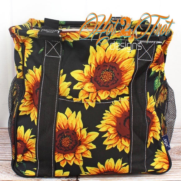 SUNFLOWER MINI BASKET