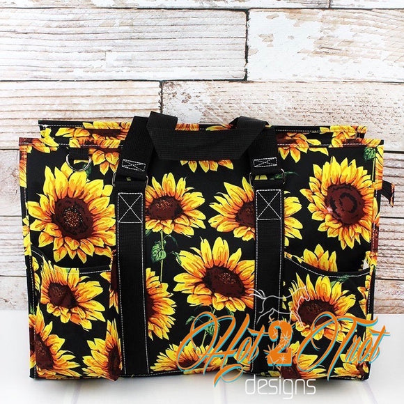 SUNFLOWER LRG OVERNIGHT BAG *PREORDER*