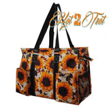 SUNFLOWER FARM LRG OVERNIGHT BAG *PREORDER*