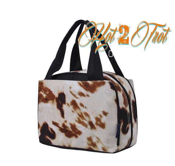 TILL THE COWS COME HOME INSULATED LUNCH BAG