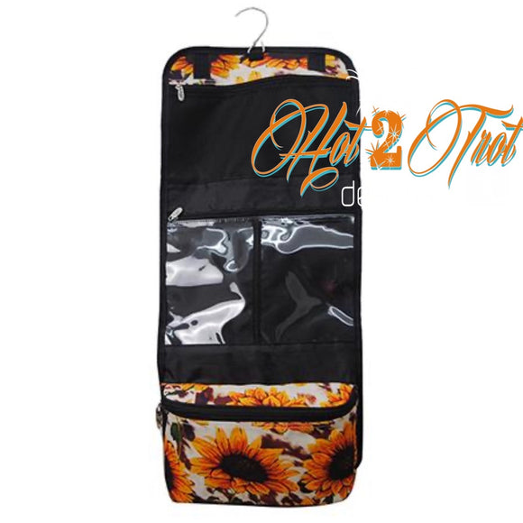SUNFLOWER FARM TOILETRY CASE *PREORDER*