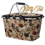 BOOTS AND ALL INSULATED BASKET **PREORDER**