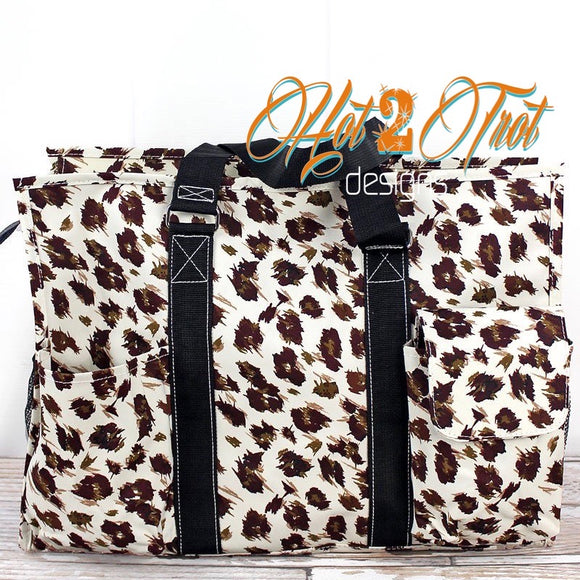 FELINE FRENZY OVERNIGHT BAG **PREORDER**