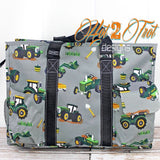TRACTOR LIFE LARGE OVERNIGHT BAG *PREORDER*