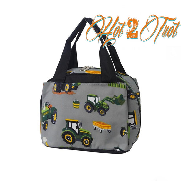 TRACTORS INSULATED LUNCH BAG