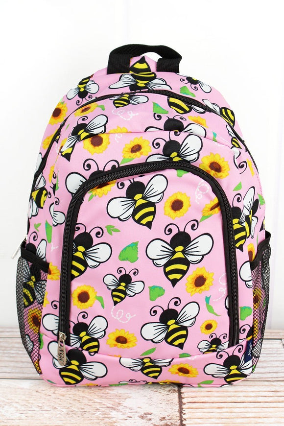 BUSY BEES TODDLER BACKPACK