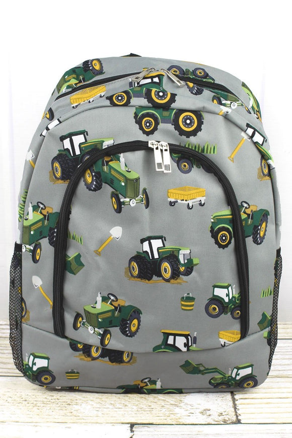 TRACTOR LIFE SCHOOL BACKPACK *PREORDER*