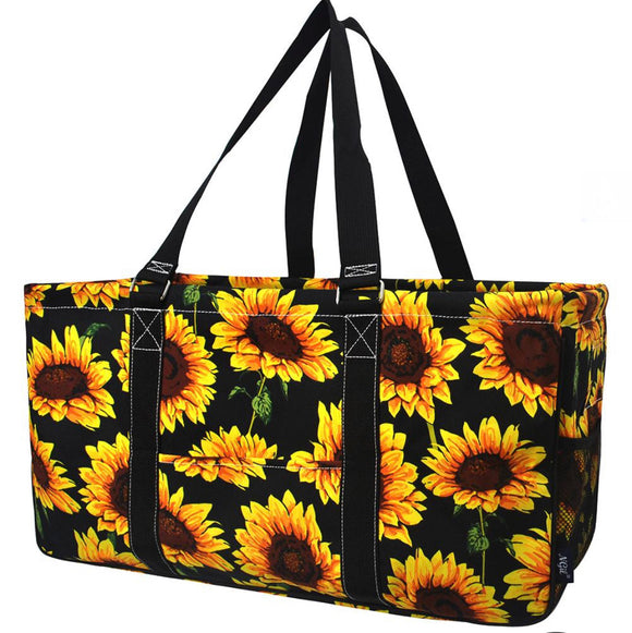 Sunflower Shopping Basket