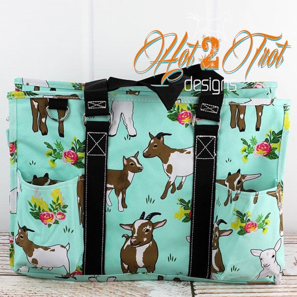 GIDDY GOATS OVERNIGHT BAG **PREORDER**