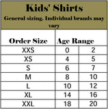 COWBOY HARDWARE DOUBLE DIAMOND BLACK L/S BOYS SHIRT