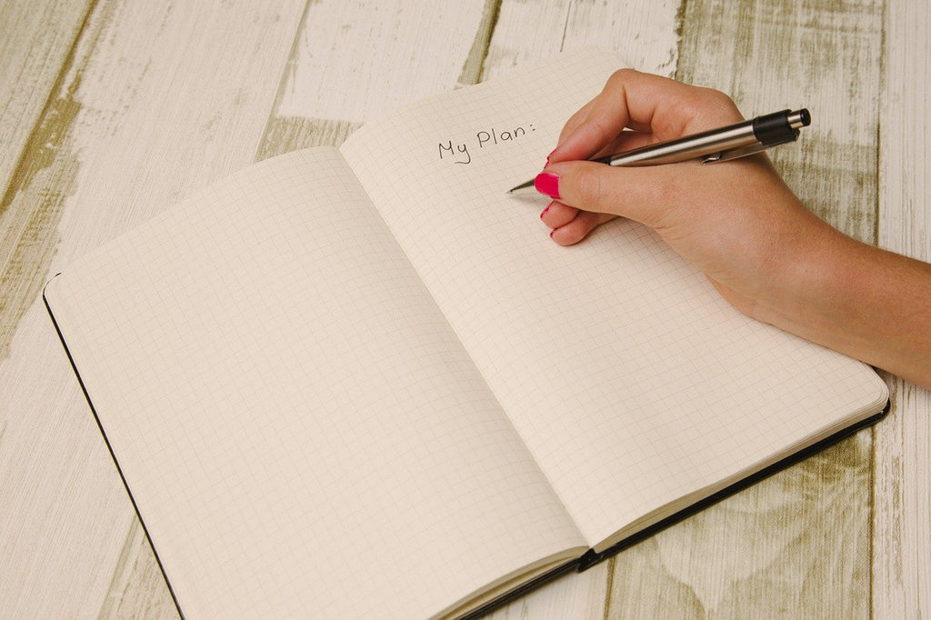 How To Get Started Making Your Own Bullet Journal